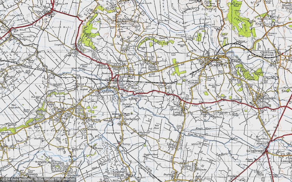 Pibsbury, 1945