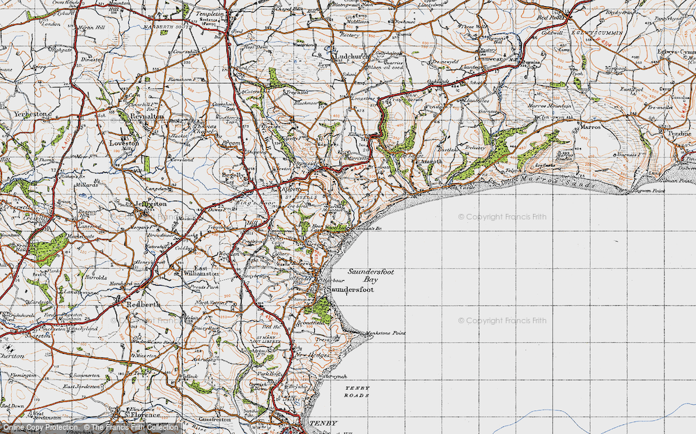 Pleasant Valley, 1946