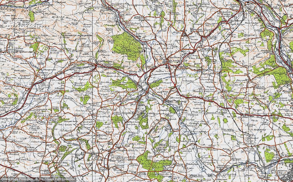 Pontyclun, 1947