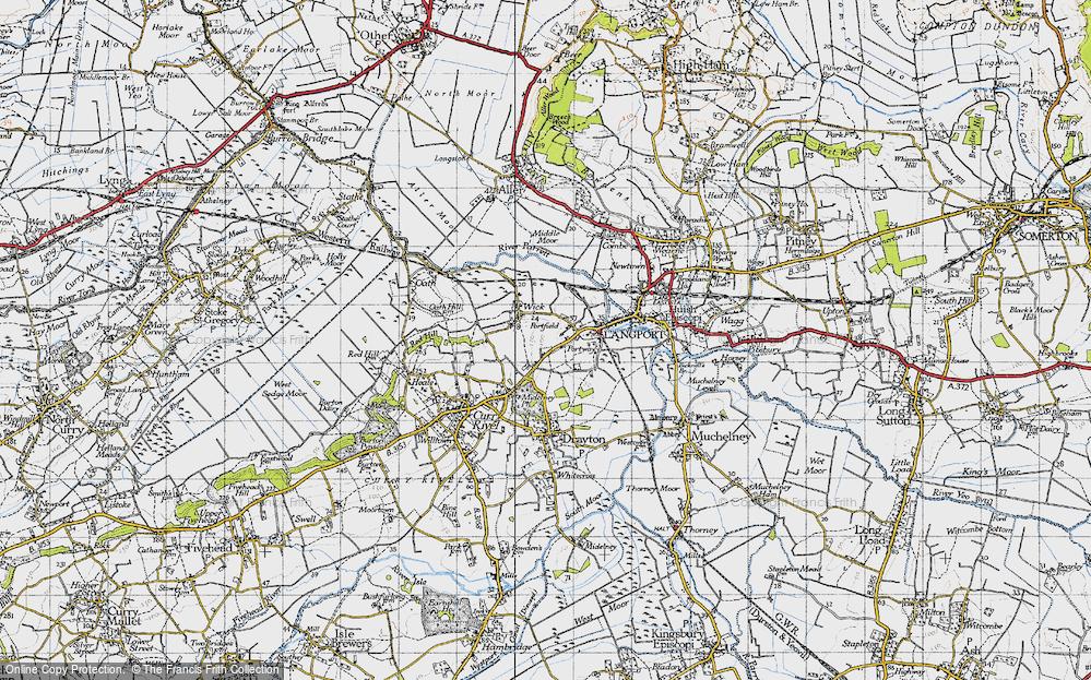 Portfield, 1945