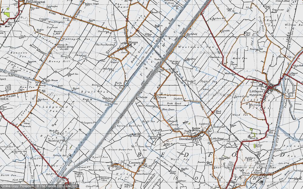 Pymore, 1946