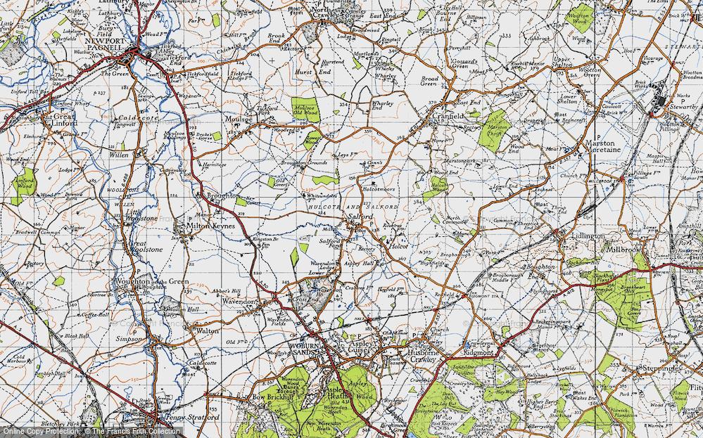 Salford, 1946
