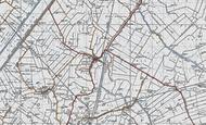 Map of Sandhill, 1946