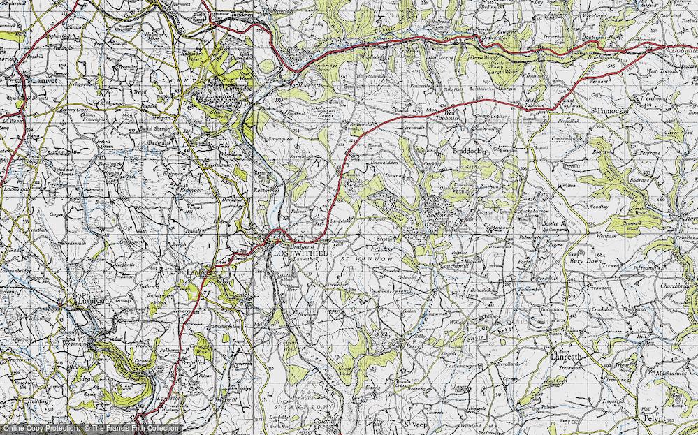 Sandylake, 1946