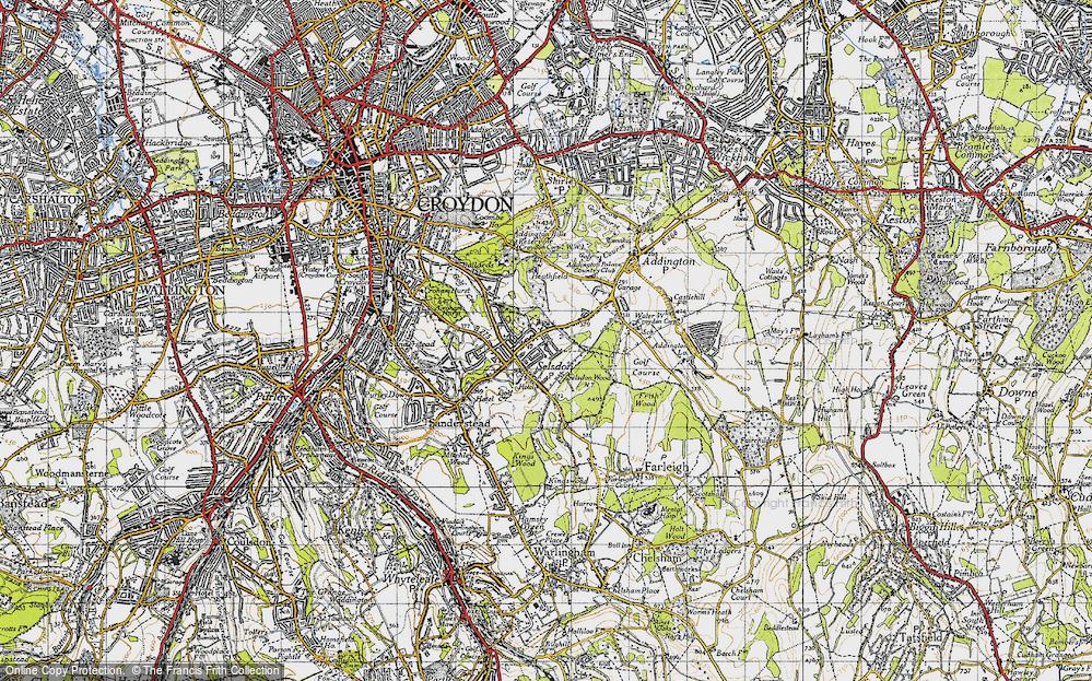 Selsdon, 1946