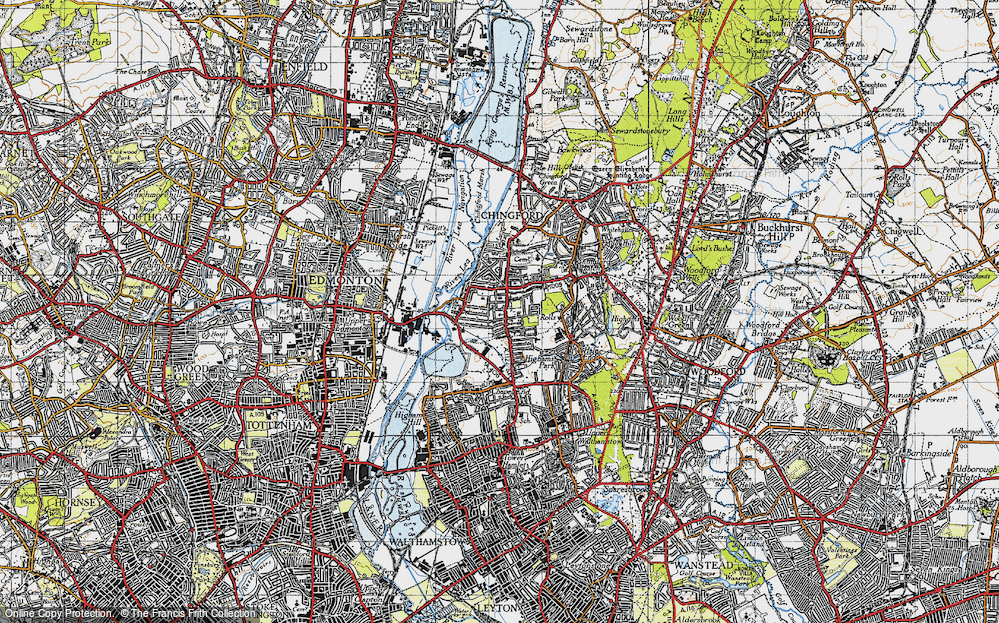 South Chingford, 1946