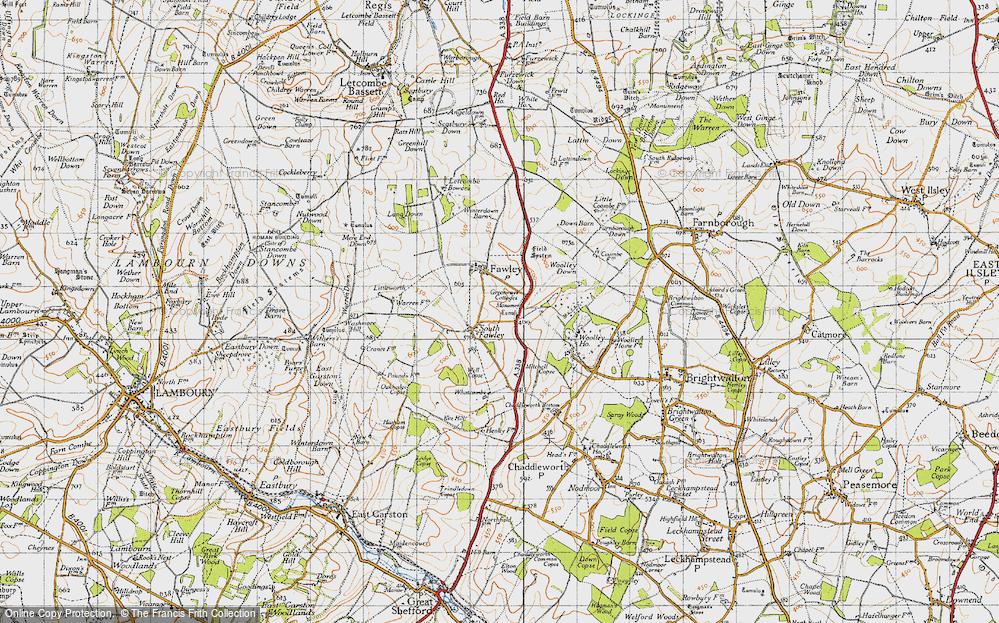 South Fawley, 1947