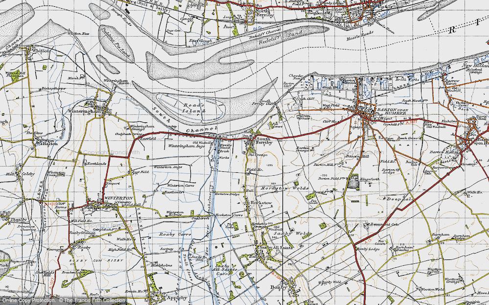 South Ferriby, 1947