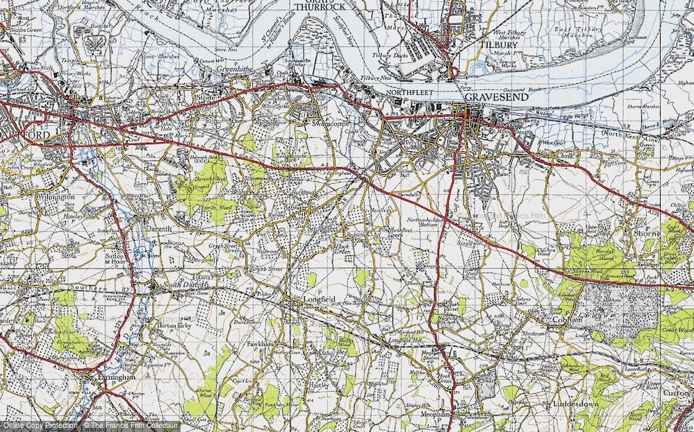 Southfleet, 1946