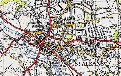 St Albans photos, maps, books, memories - Francis Frith