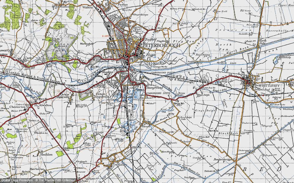 Stanground, 1946