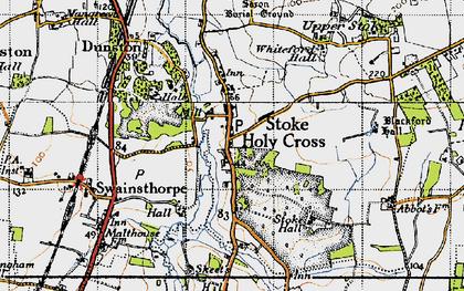 Stoke Holy Cross photos, maps, books, memories