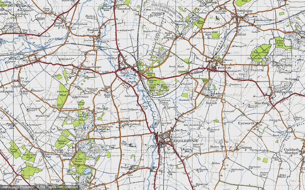 Stratford, 1946