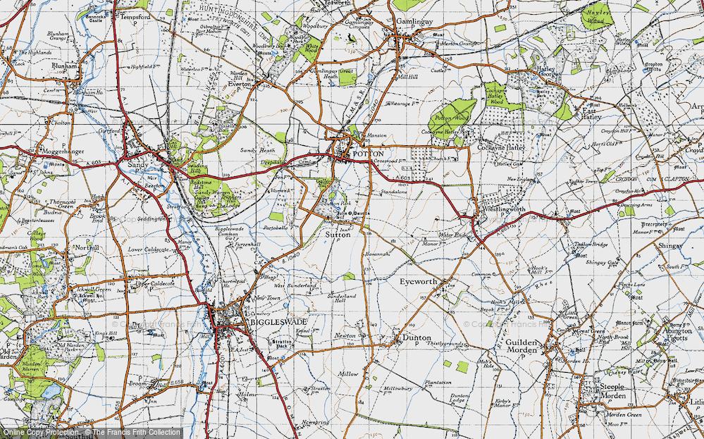 Sutton, 1946