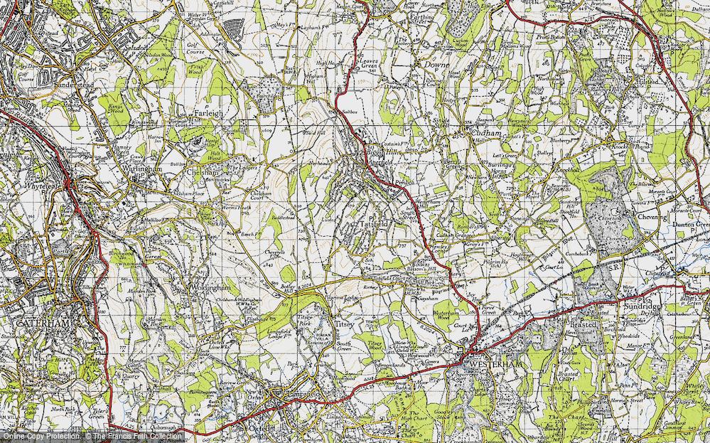 Tatsfield, 1946