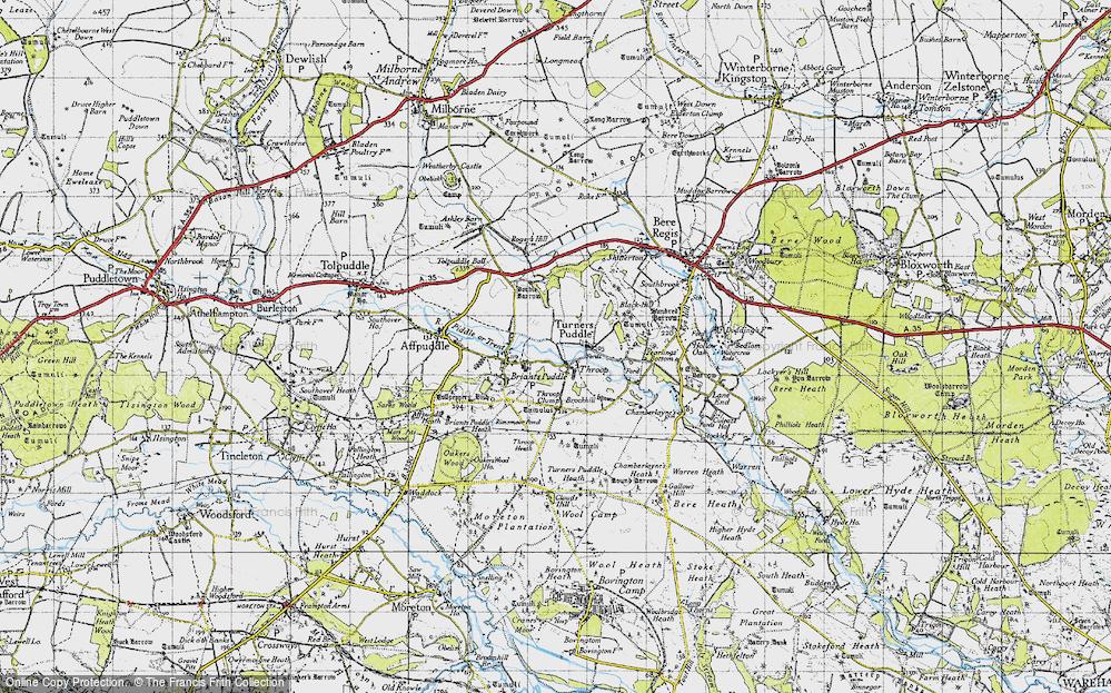 Throop, 1945