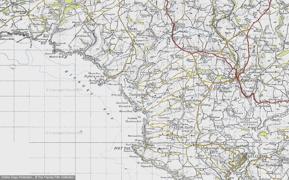 Thurlestone, 1946