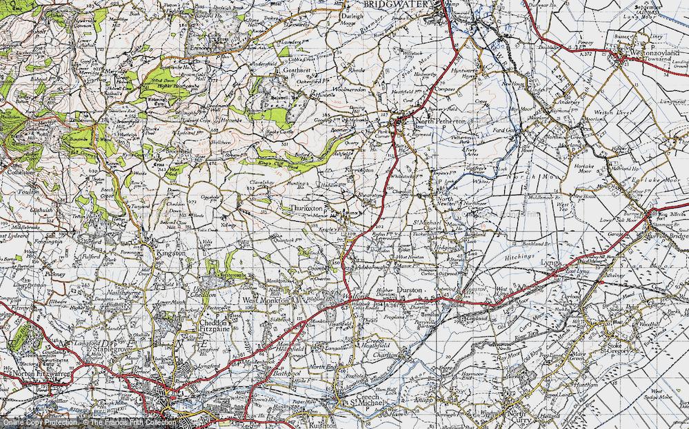 Thurloxton, 1946