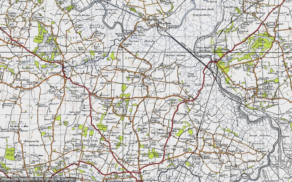 Thurlton Links, 1946