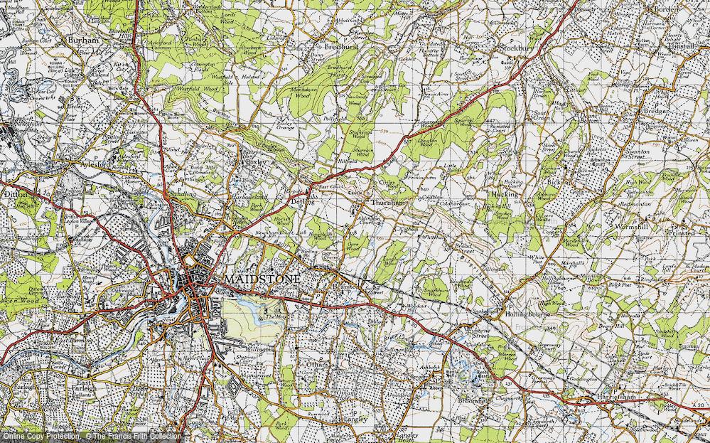 Thurnham, 1946