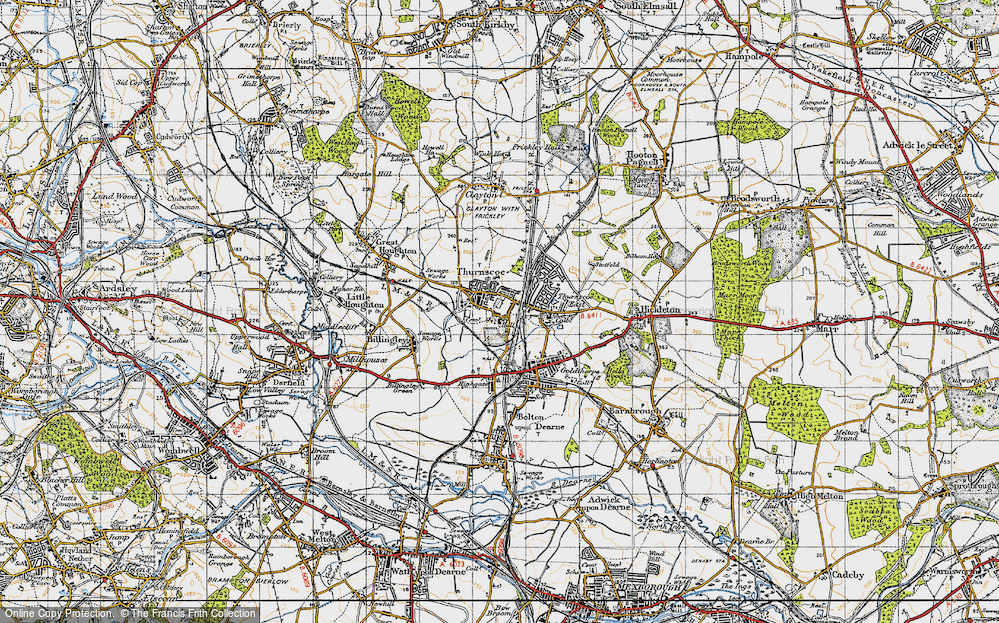 Thurnscoe, 1947