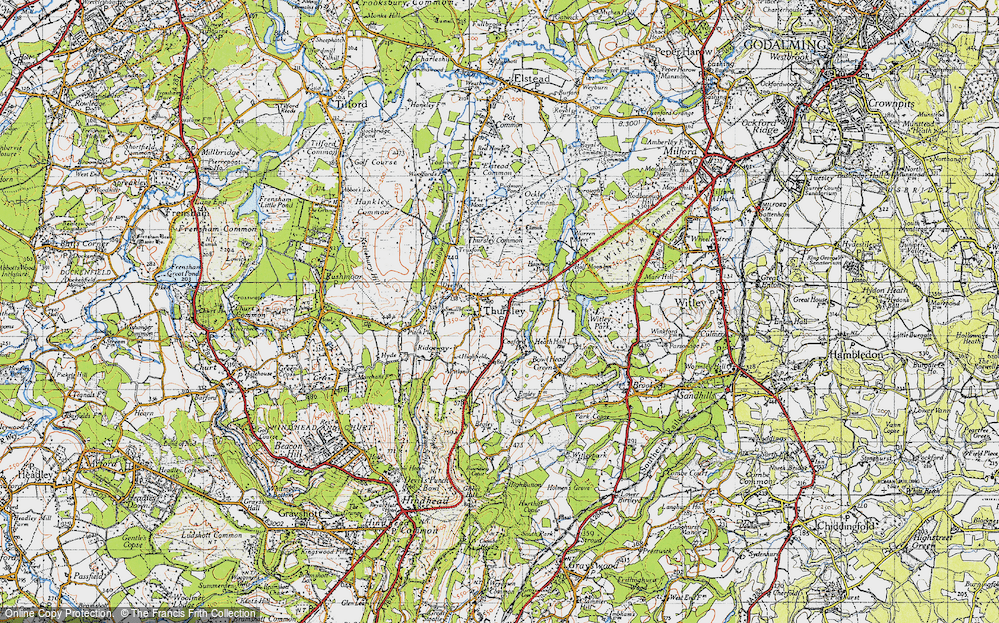 Thursley, 1940