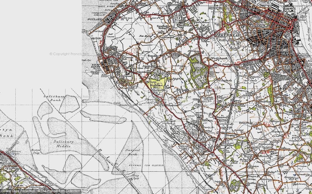 Thurstaston, 1947