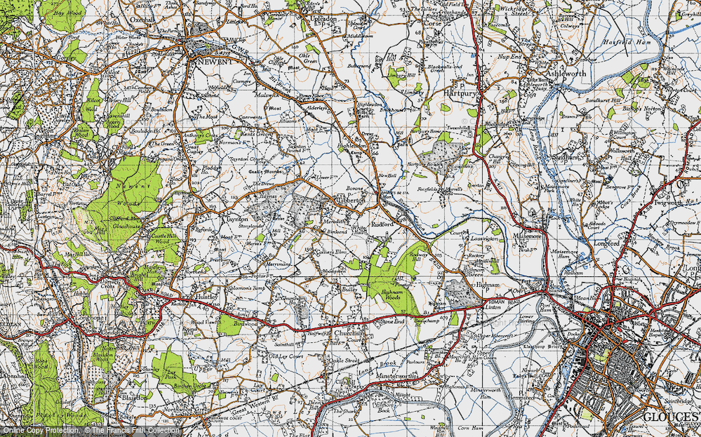 Tibberton, 1947