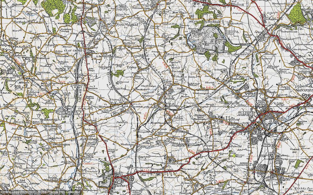 Tibshelf, 1947