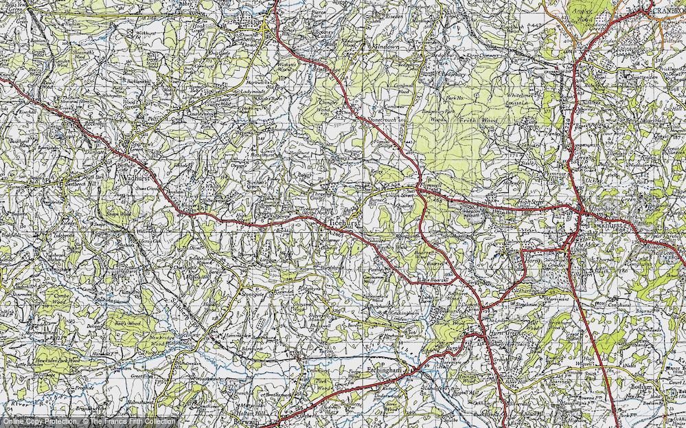 Ticehurst, 1940