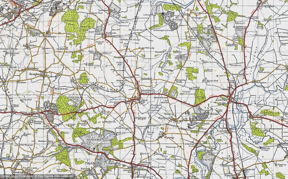 Tickhill, 1947