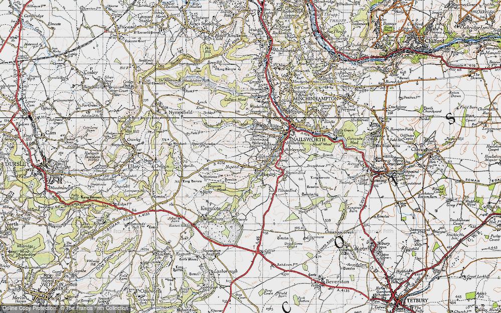 Tickmorend, 1946