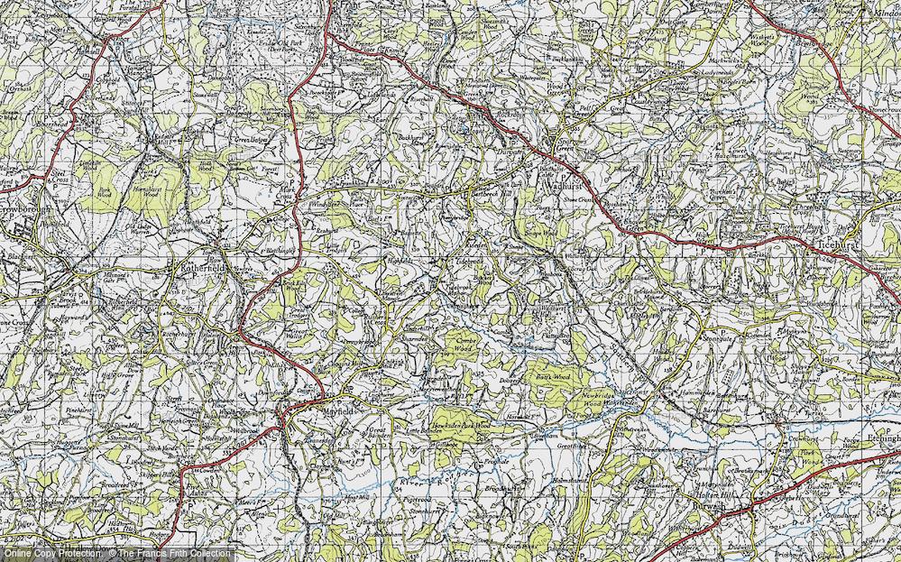 Tidebrook, 1940