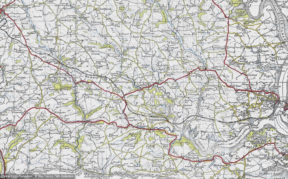 Tideford, 1946
