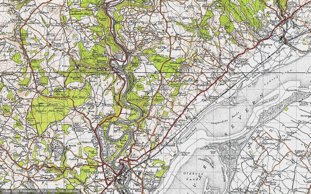 Tidenham Chase, 1946