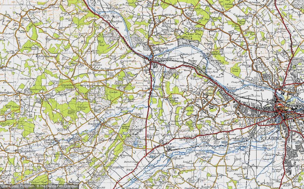 Tidmarsh, 1947