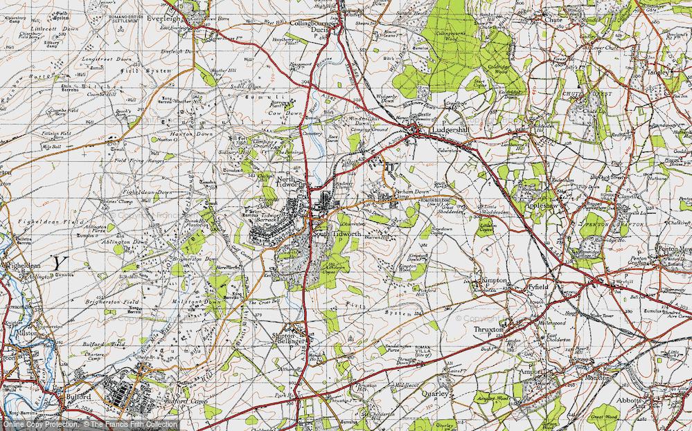 Tidworth, 1940
