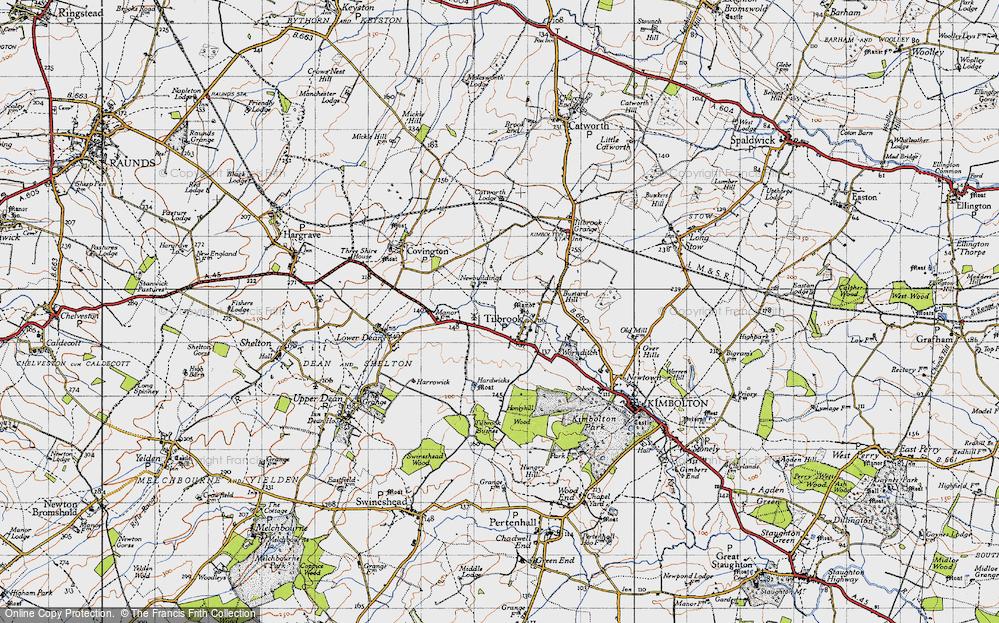 Tilbrook, 1946