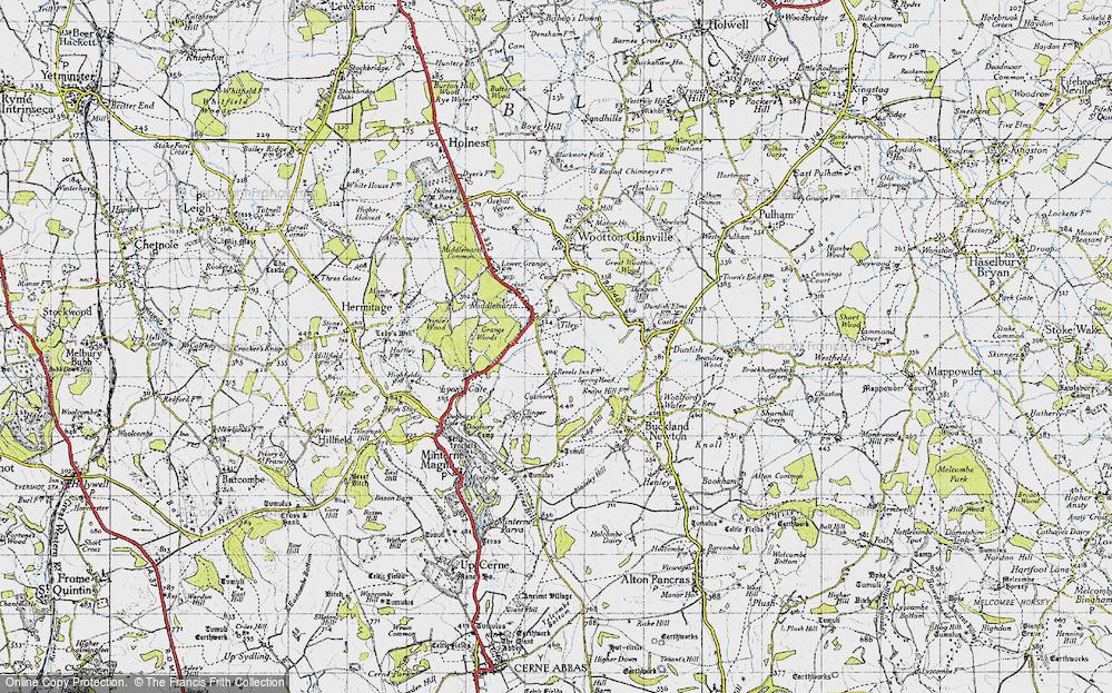 Tiley, 1945