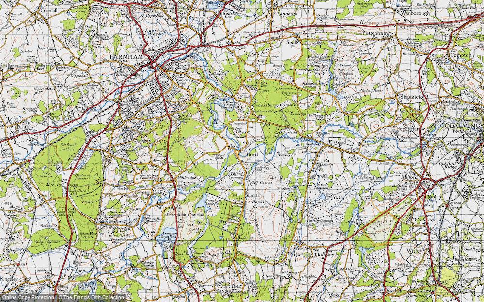 Tilford, 1940