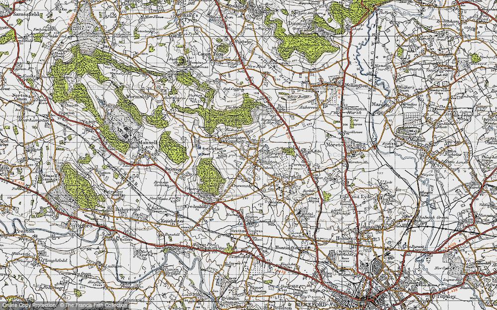 Tillington, 1947