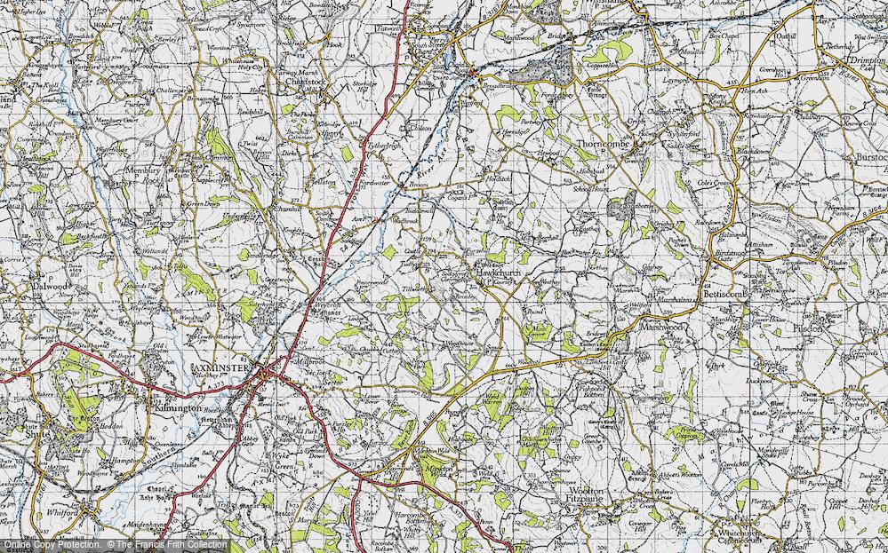 Tillworth, 1945
