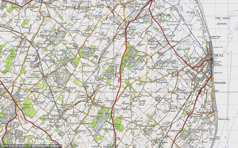 Tilmanstone, 1947