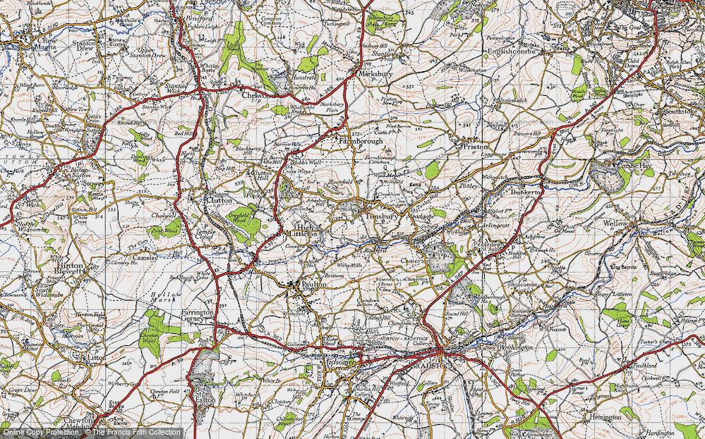 Timsbury, 1946