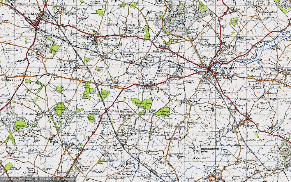 Tingewick, 1946