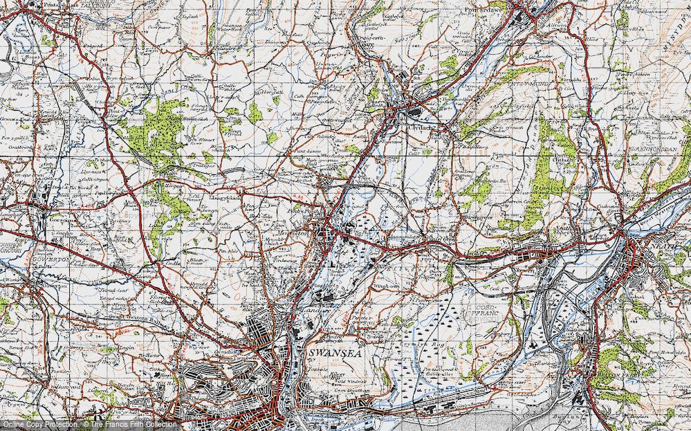 Tircanol, 1947