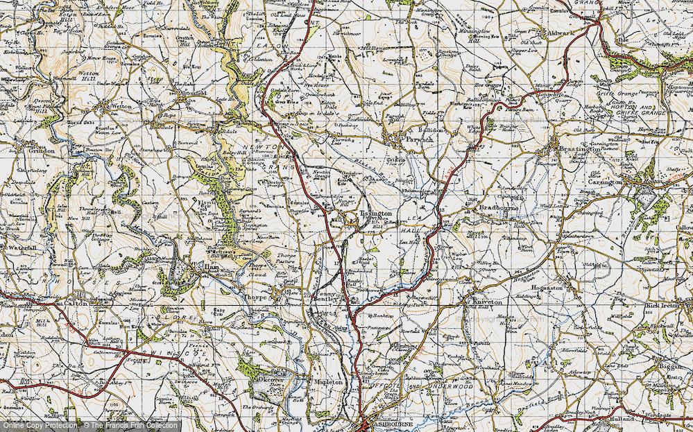 Tissington, 1946