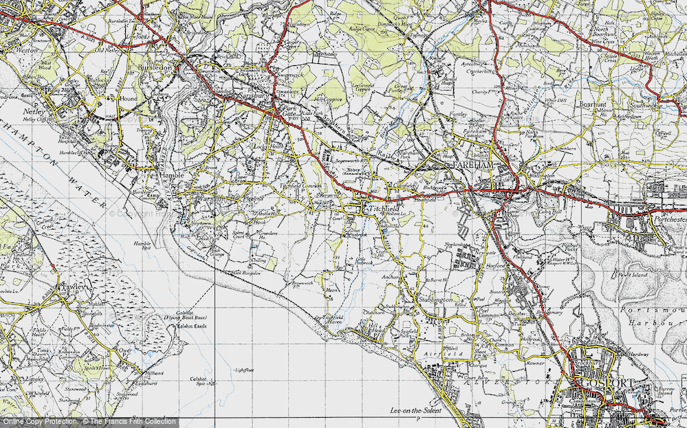Titchfield, 1945