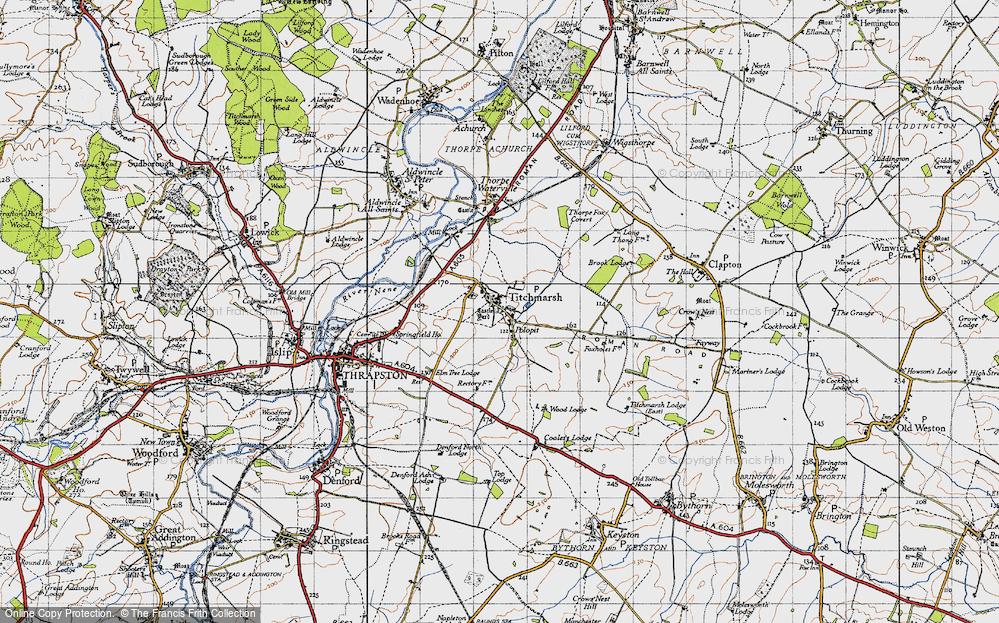 Titchmarsh, 1946