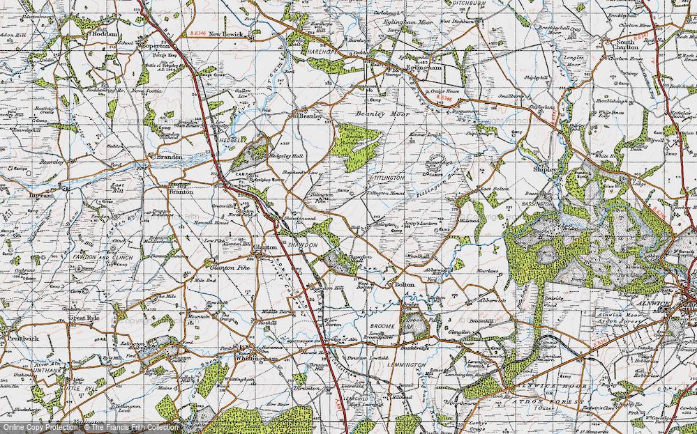 Titlington, 1947